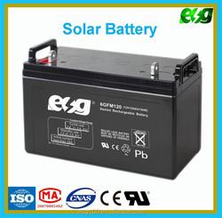 12v deep cycle battery, UPS battery 12v 120AH Solar Batteries