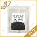 Ronda negro 1.50 mm piedra nano, gemstone wholesale