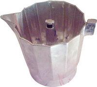 Special latest aluminum mocha coffee pots