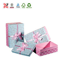 Cheap Colorful Wedding Decoration & Gift Box