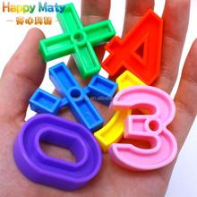 Creative Figure String Geometric Beads Plastic Educational DIY Intelligence Blocks Toys For Kids Baby Children Preschool