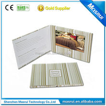 Europe Regional Feature and Business gift Style lcd video card