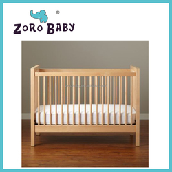 Perfect Baby wood cribs for modern families that lives in small spaces