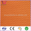 Polyester/nylon quilt fabric singe jersey mesh fabric for t-shirt