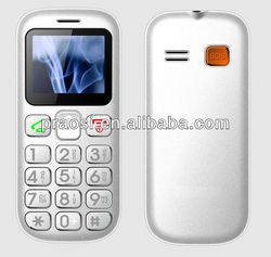 Cheap SOS Elderly Big Button Senior Phone Store up to 8 phone numbers as speed dials
