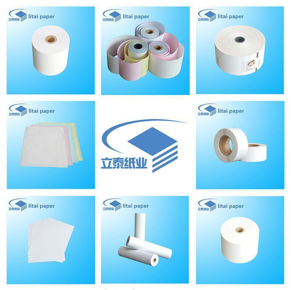 Caisse enregistreuse type thermique papier rouleaux pour for Papier imprimante autocollant exterieur