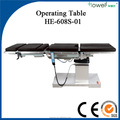 De bell Howell médica hidráulico de funcionamiento de dispositivo de mesa / mesa de operaciones fabricante de rayos X de mesa / equipamiento hospitalario