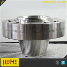 nickel alloy different types of flanges