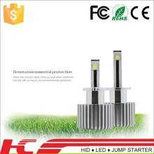 High power bright led car head lamp H1 H3 for Super Brightness Flood Light headlights bulb all in one C-ree led