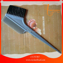 2015 professional design private label barber hair tint comb beauty salon hair brush