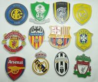 Football Club Metal Lapel Pin for Premier League,La Liga,Serie A,Bundesliga,Ligue 1 etc.