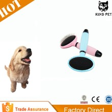 Slicker Brush Soft Pin Dog Brush