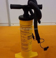 16 INCH Double Action plastic hand air pump