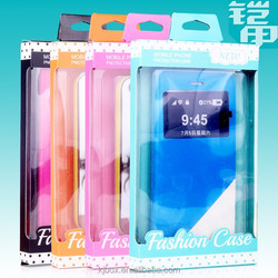 New creative cell case packaging for iphone 5 and other mobile phones case KJ-313