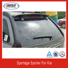 Spoiler Made of ABS for Sportage Rear Spoiler auto parts