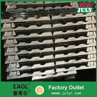 EAGL ingot aluminium Zinc alloy ingot Zamak#4