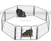 Dog Cat Pet Playpen Pet Dog Puppy Exercise Pen Fence 8 Panel Enclosure Large Heavy Duty Cage