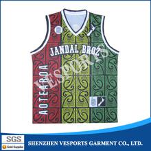 Wholesale Custom Latest Basketball Jersey