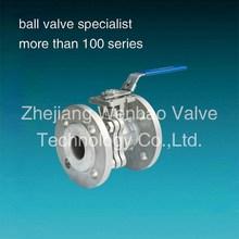 8 Inch Stainless Steel Ball Valve,2pc Manual Ball Valve ,flange Ball Valves