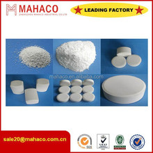 2015 hot sale Trichloroisocyanuric acid/TCCA 90% Powder/Granular/Tablet for swiming pool