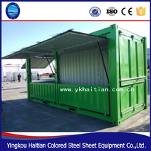 High Quality 20ft Prefabricated Container Store,Container Shop