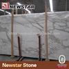 Newstar calacatta white marble slab
