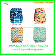 THX Eco-friendly OS AIO cloth diaper/nappy