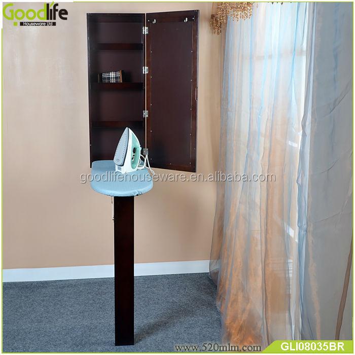 GLI08035mirror ironing board cabinet-1