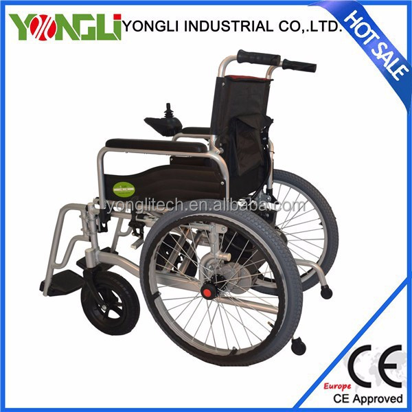 Lightweight Portable Electric Wheelchair For Disabled