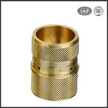 China custom cnc machining brass/copper products