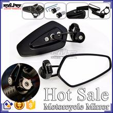 BJ-RM-061 Kawasaki Z1000 Black CNC Aluminum Rear Mirror Motorcycle