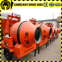 Famous Brand concrete mixer with plastic drum