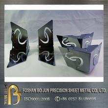 Foshan Bo Jun manufacture powder coated laser cutting carved pattern china manufaceturer