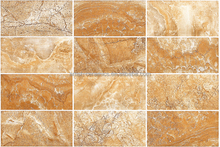 Inject wall tiles of new design
