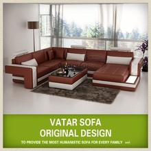 2015 hot sell 7 seater sofa set H22011