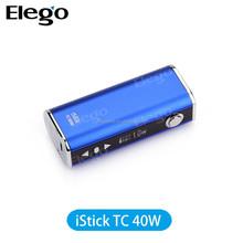 Eleaf Newest 2600mah temp control Box Mod iStick 40W TC Mod iSmoka Eleaf iStick 40W