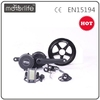 MOTORLIFE/OEM 36V250W 8fun bafang mid drive/crank motor kits for e-bike