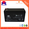 Nice People Power 12V batteries 12V 7AH AGM ups battery