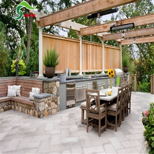 Hot chinese manufacturing companies culture stone patio pavers