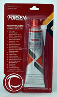 hot selling ! High temperature rtv red silicone gasket maker, Silicone gasket maker, RTV silicone sealant