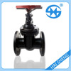 3inch Cast Iron Flange Gate Valve with model DN40-200