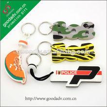 Alta Qualidade fabricante chaveiro personalizado carro personalizado chaveiro de metal