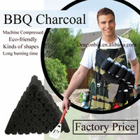 wholesale hexagon charcoal for grilling