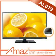 Black UV Painting energy saving small size led tv