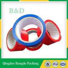 Free sample decorative acrylic based bopp packing tape