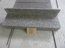 China Red Granite G664 Indoor Polished Stairs For Sale