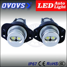OVOVS cheap led lights auto parts led marker bulb 6w angel eyes for e90