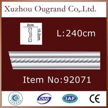 high quality of pu roof tile mould making for home design from China