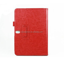 Wholesale Notebook Leather Case for case for Samsung Galaxy Note 10.1""