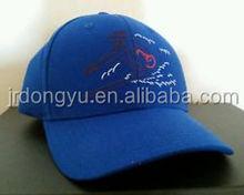 hot sale adult royal navy printing baseball cap